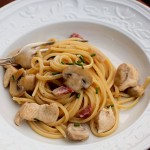bavette-poulet-et-champignons