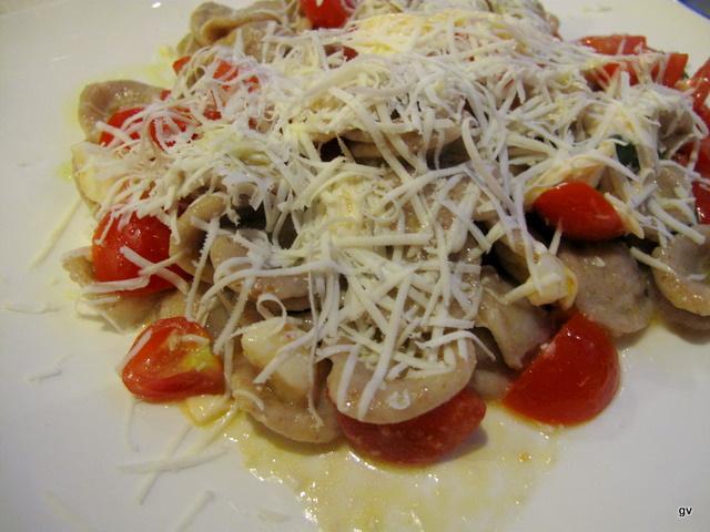 Le même plat à Lecce chez Gusto